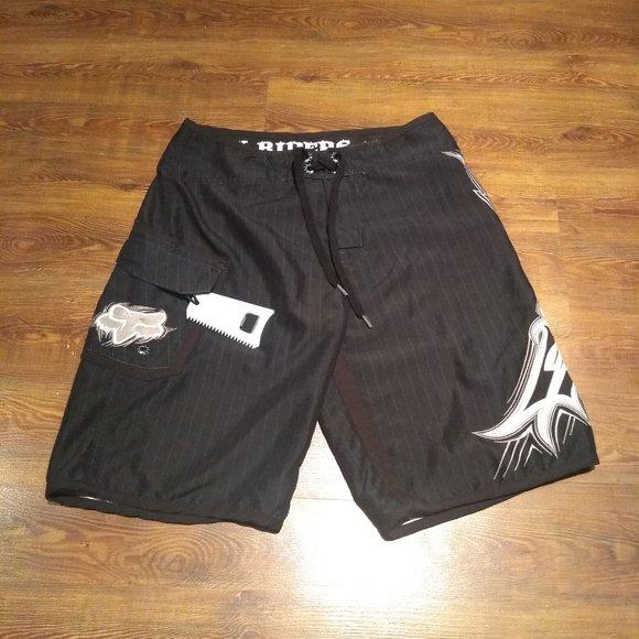 Fox Riders Co. Shorts